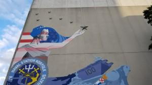 mural up high