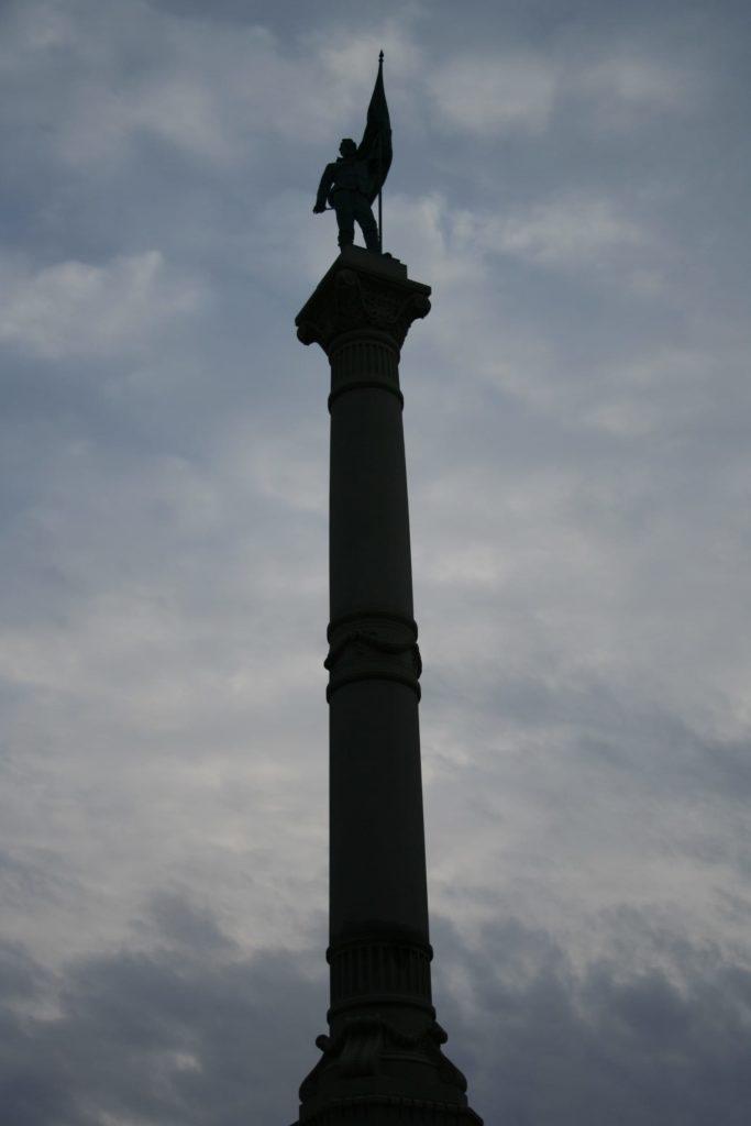 Norfolk Confederate Soldier