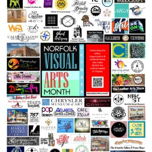 A look back at 2020 Norfolk Visual Arts Month