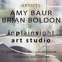 inplainsight (Amy Baur, Brian Boldon)
