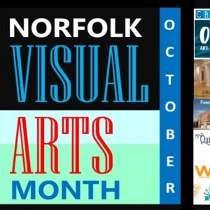 October is Visual Arts Month