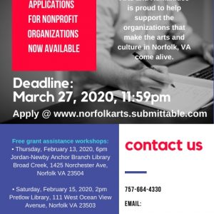 DEADLINE: Today, MARCH 27