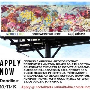 SEE YOUR ARTWORK ON AN ADAMS OUTDOOR ADVERTISING BILLBOARD IN 2020