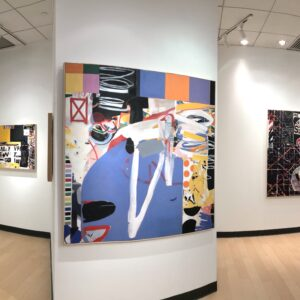 Current view of the Offsite Gallery at MacArthur Center