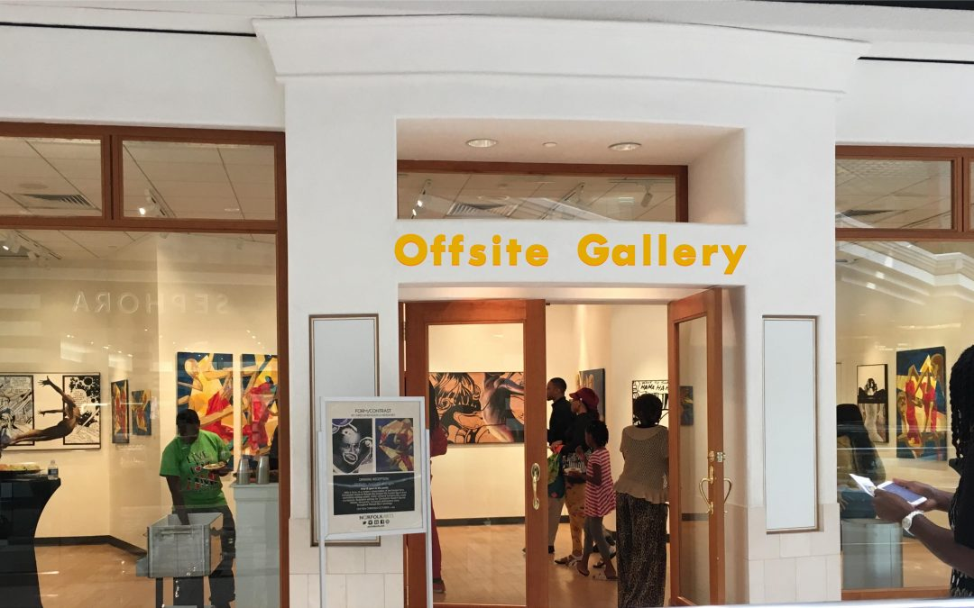 Apply by July 15 to exhibit at the Offsite Gallery in 2021/2022