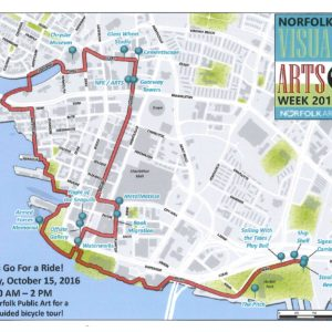Take a Public Art Bike Ride!