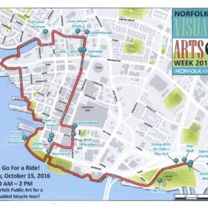 Take a Public Art Bike Ride!