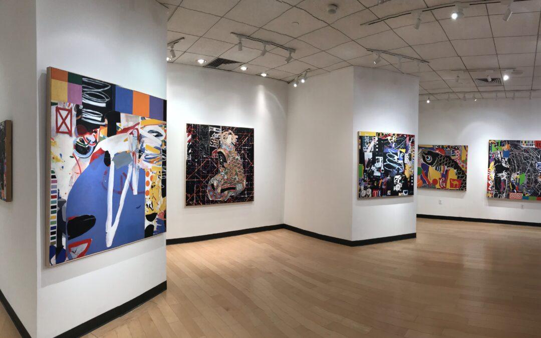 Offsite Gallery exhibition through September 18