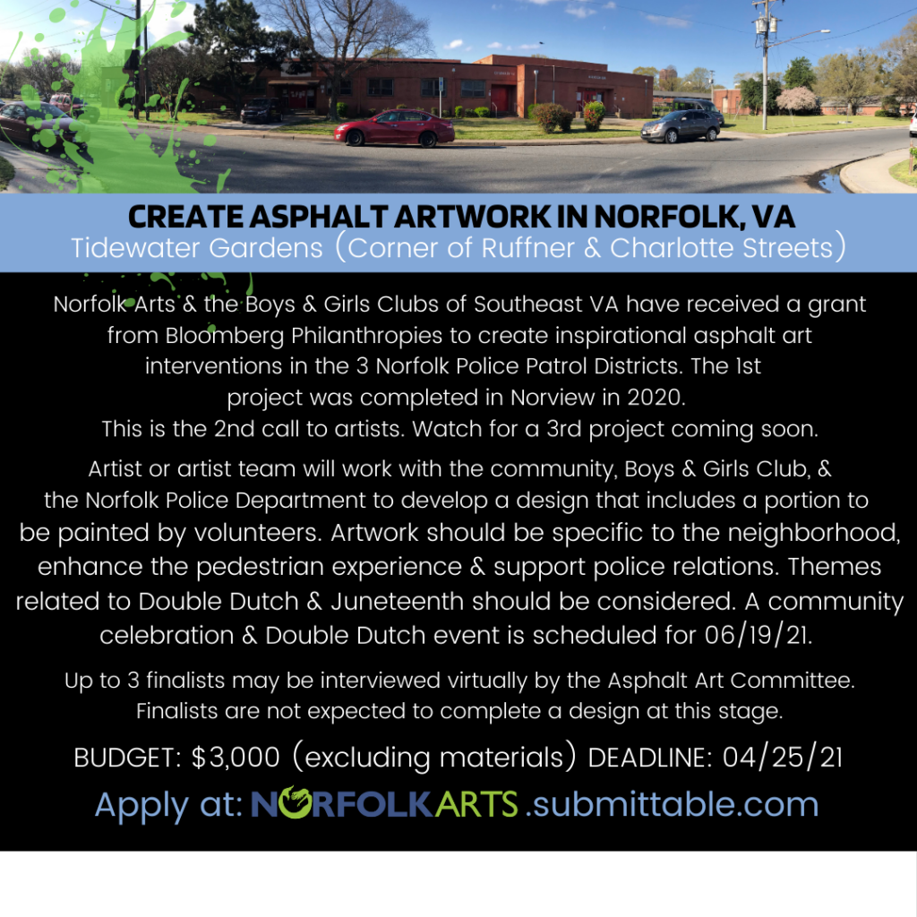 Asphalt Art Initiative