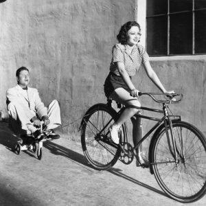 Take a public art bike ride