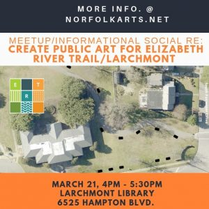 Meetup/Informational Social re: RFP for Elizabeth River Trail/Larchmont