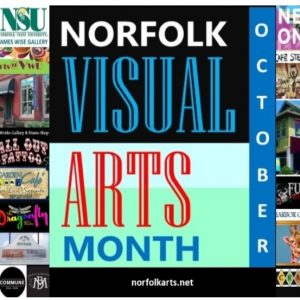 Norfolk Visual Arts Month is coming!