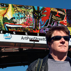 """2017 Billboard """"Xpressionizm"""""""
